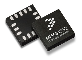 NXP<sup&gt;&amp;#174;</sup&gt; MMA8452Q Product Image