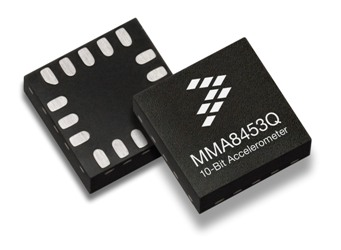 NXP<sup&gt;&amp;#174;</sup&gt; MMA8453Q Product Image