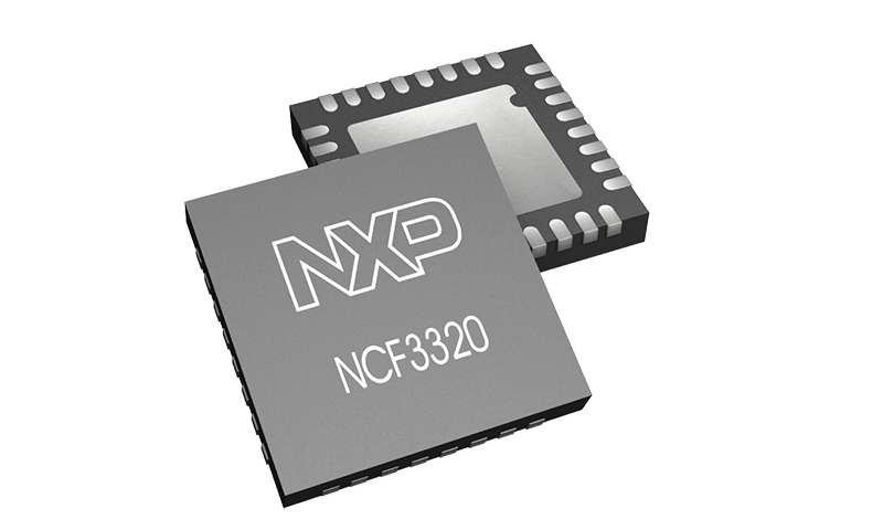 NCF3320 Automotive-grade NFC frontend IC