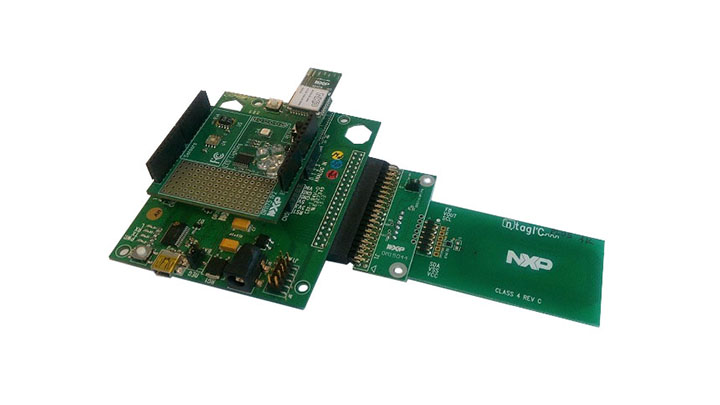 ZigBee Lighting/Sensor Node with NTAG<sup&gt;&amp;#174;</sup&gt; I&amp;#178;C Antenna Board