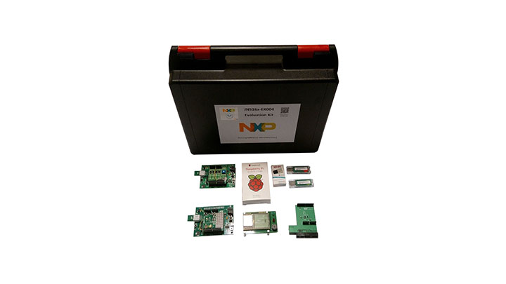 ZigBee Evaluation Kit with NFC Commissioning