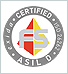 ISO 26262 certificate for ASIL D