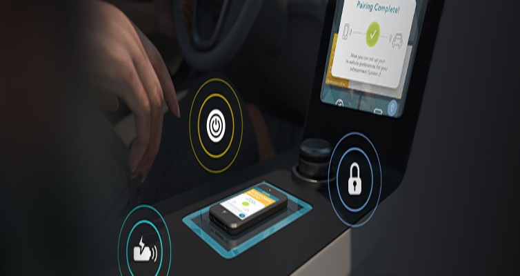 NFC and Wireless Charging
