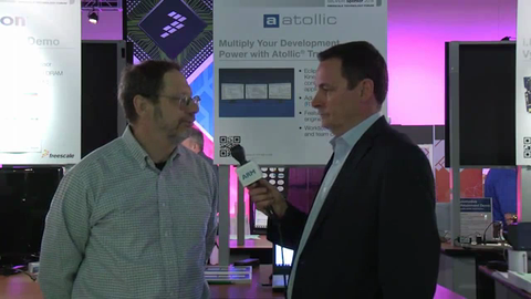 ARM interviews Atollic about TrueSTUDIO Features