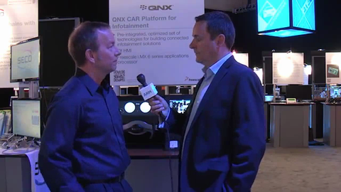 ARM with QNX's Scott Linke: Auto Infotainment Trends