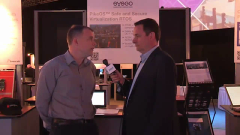 ARM Interviews SYSGO about Pike OS (TM) Safe and Secure virtualization RTOS