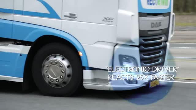 The Future of Freight Transport: European Platooning Challenge