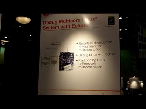 Debug Multicore Linux® System with Eclipse® Demo