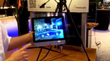 Streaming real-time 3D graphics with  i.MX 6 and MPC5xxx - Demo