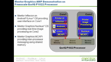 Running Mentor Graphics Android, Nucleus and MCAPI on the QorIQ<sup&gt;&amp;#174;</sup&gt; P1022R-RDK - Demo