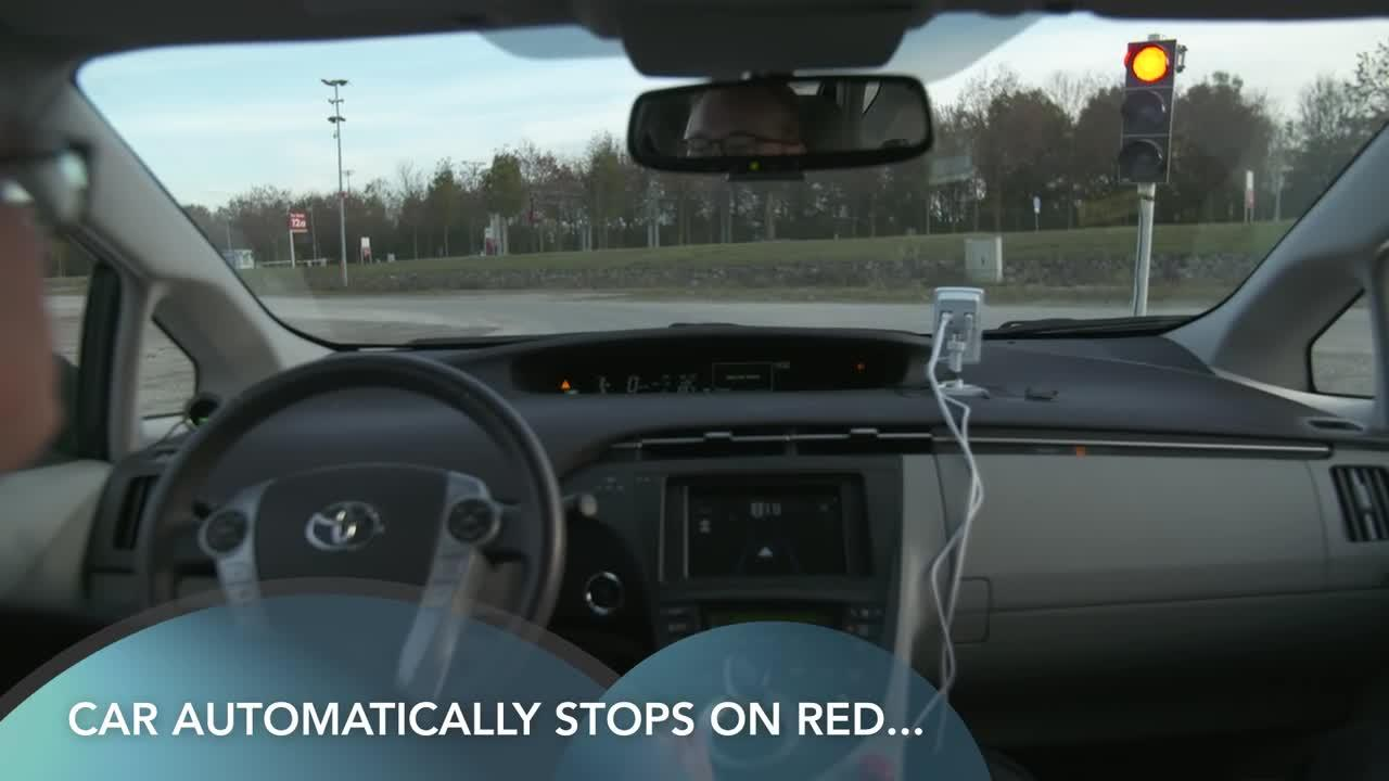 70 Seconds of Safety with Smart Connected Vehicles thumbnail