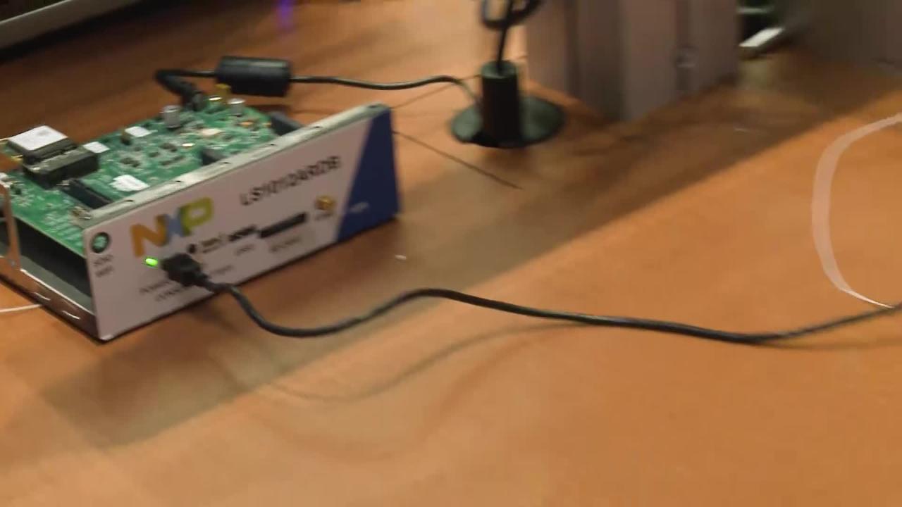 802.11AD 60 GHz Wi-Fi Gateway thumbnail