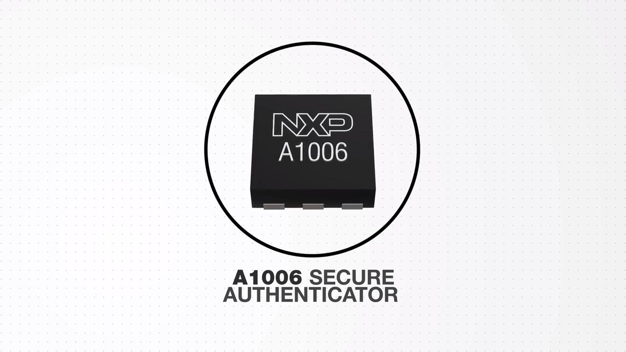 A1006 Secure Authenticator Introduction thumbnail