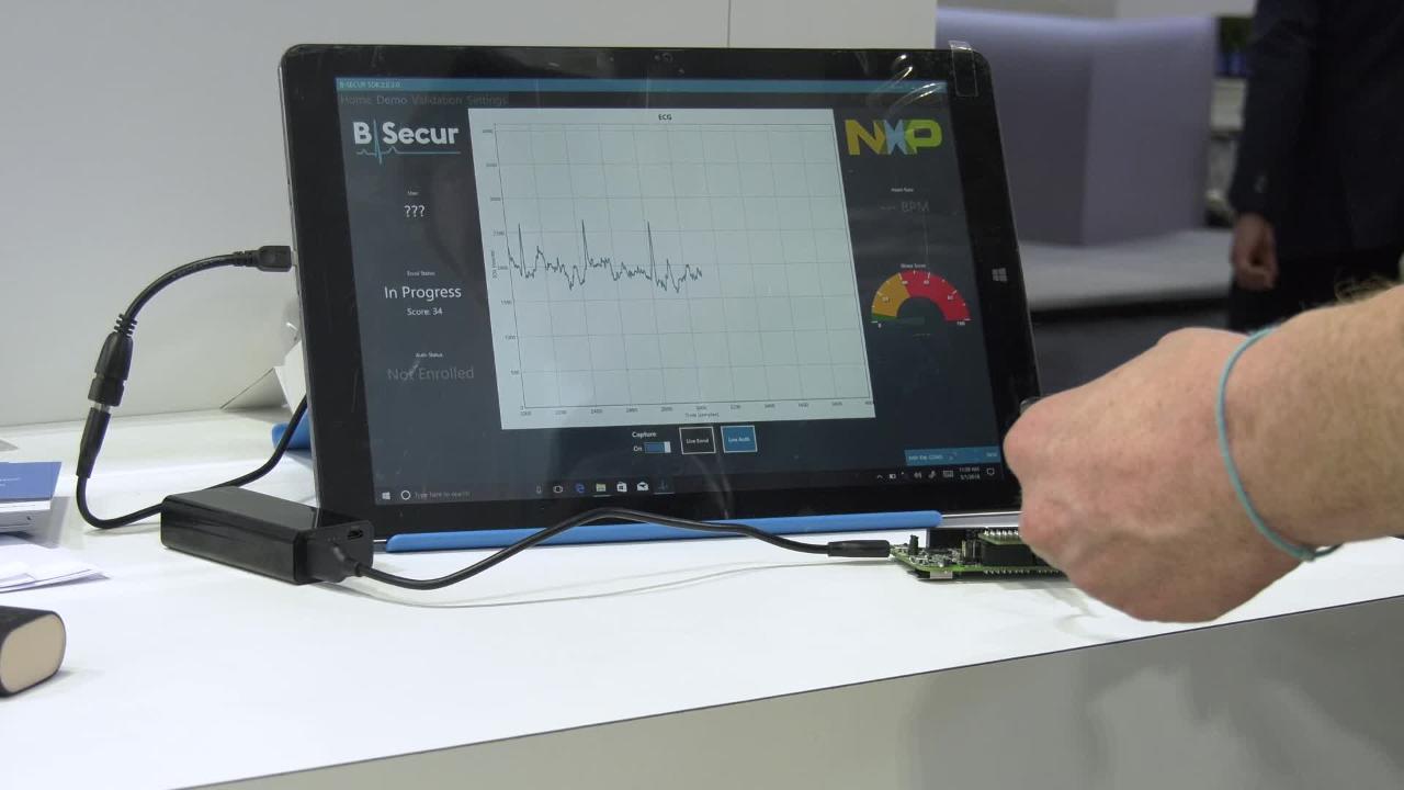 Biometric Authentication using K32W0x Wireless MCUs thumbnail