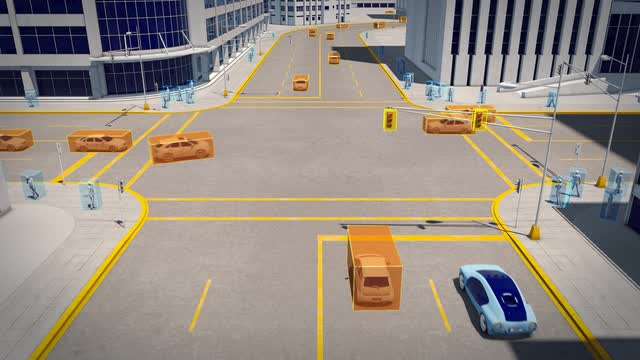 NXP's Autonomous Vehicle Platform— BlueBox thumbnail