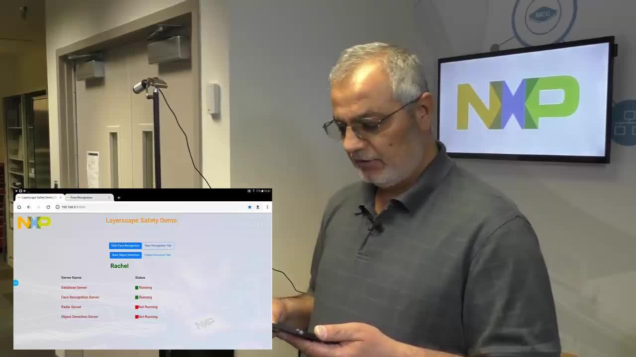 Object and Facial Recognition for access control thumbnail