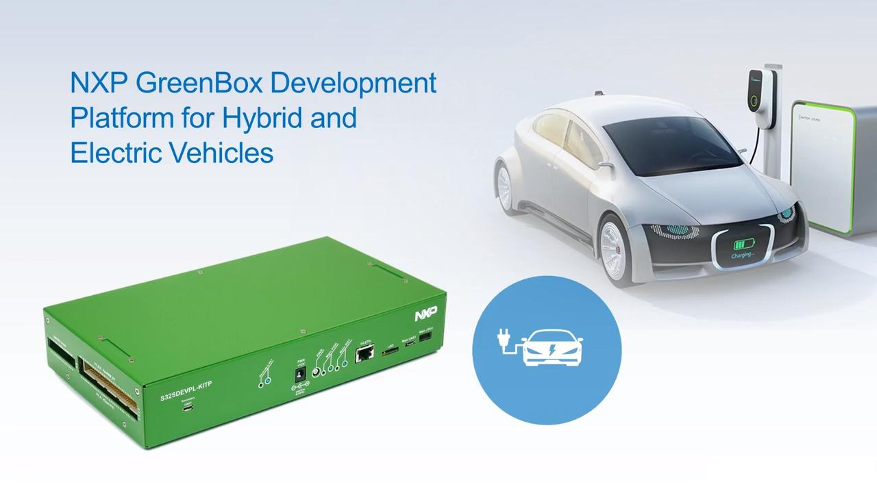 NXP GreenBox Hybrid and Electric Vehicle Development Platform Demonstration thumbnail