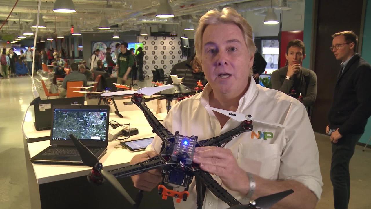 HoverGames Drone Development Platform thumbnail