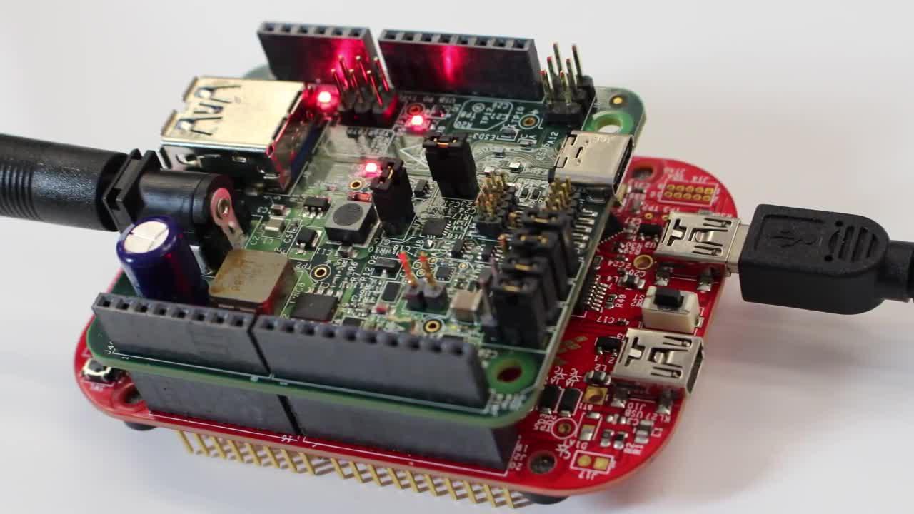 How To: NXP USB Type-C Shield Board thumbnail