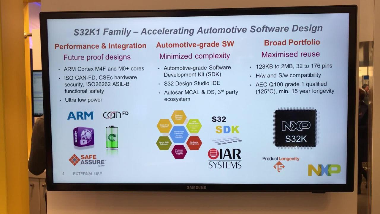 IAR Embedded Workbench IDE for S32K Automotive MCUs  thumbnail