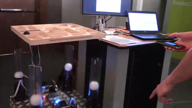 Multi-Motor Control Over Wi-Fi Using Kinetis thumbnail