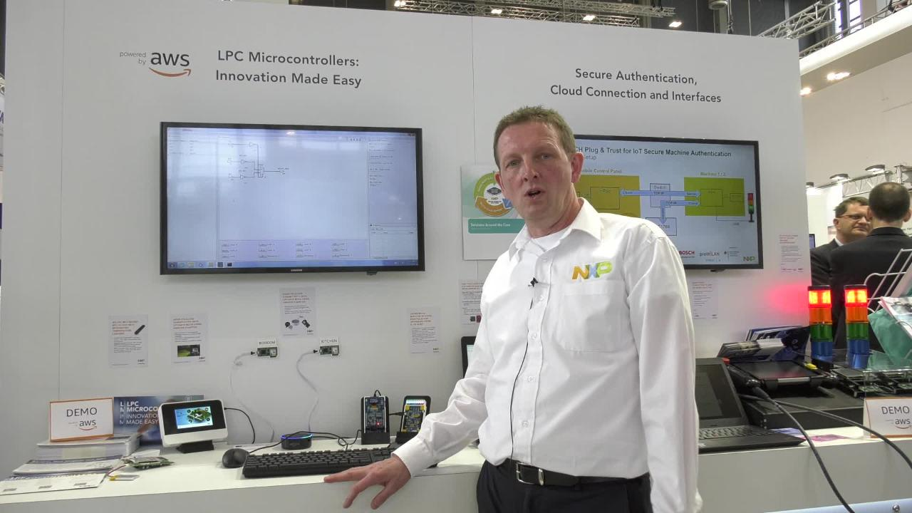 LPC MCU Demos Showcased at Embedded World 2018 thumbnail