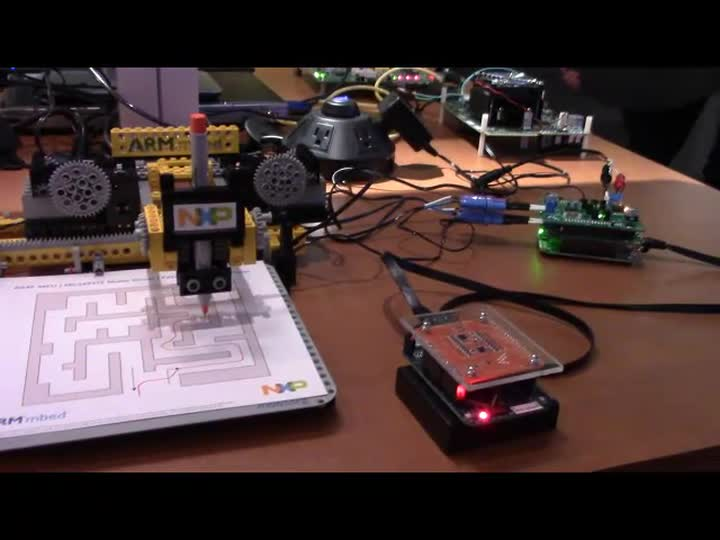 Plotter Application Using MC34931S DC Motor Driver, Sensors and Kinetis<sup&gt;&amp;#174;</sup&gt; Microcontrollers thumbnail