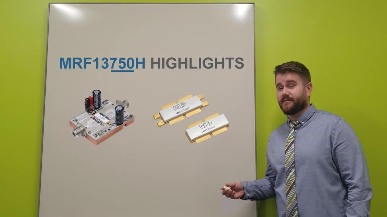 MRF13750H - Offering High Power Solid-State RF Energy thumbnail