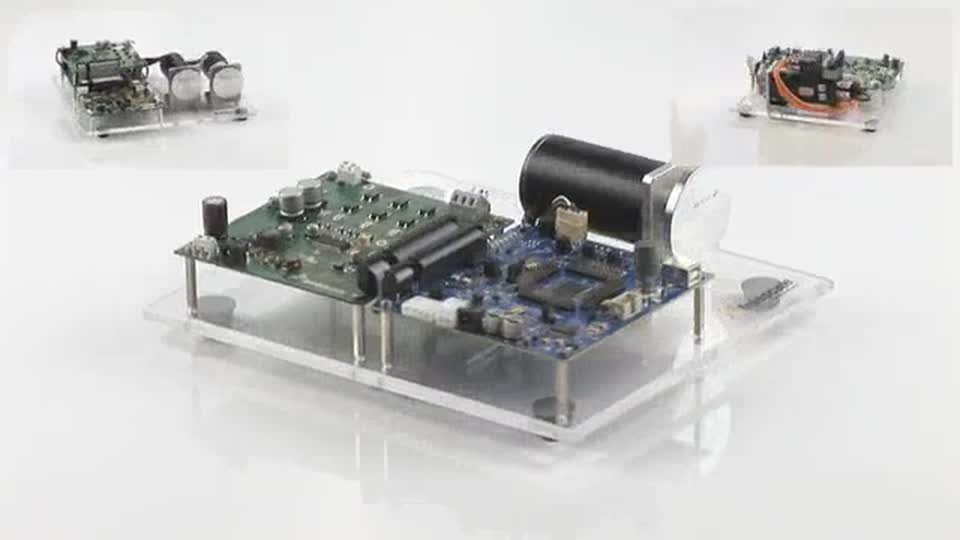 Automotive Motor Control Development Kits thumbnail