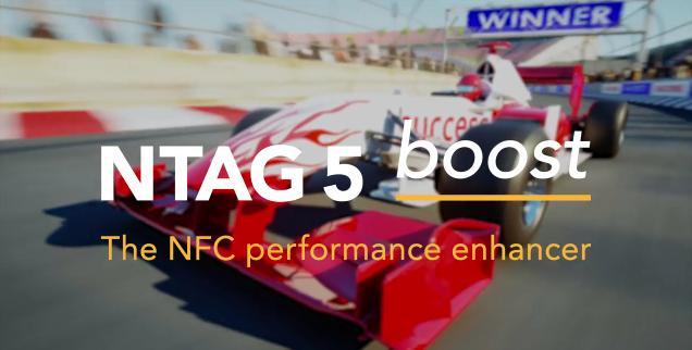 NTAG<sup>&reg;</sup> 5 boost: The NFC performance enhancer thumbnail