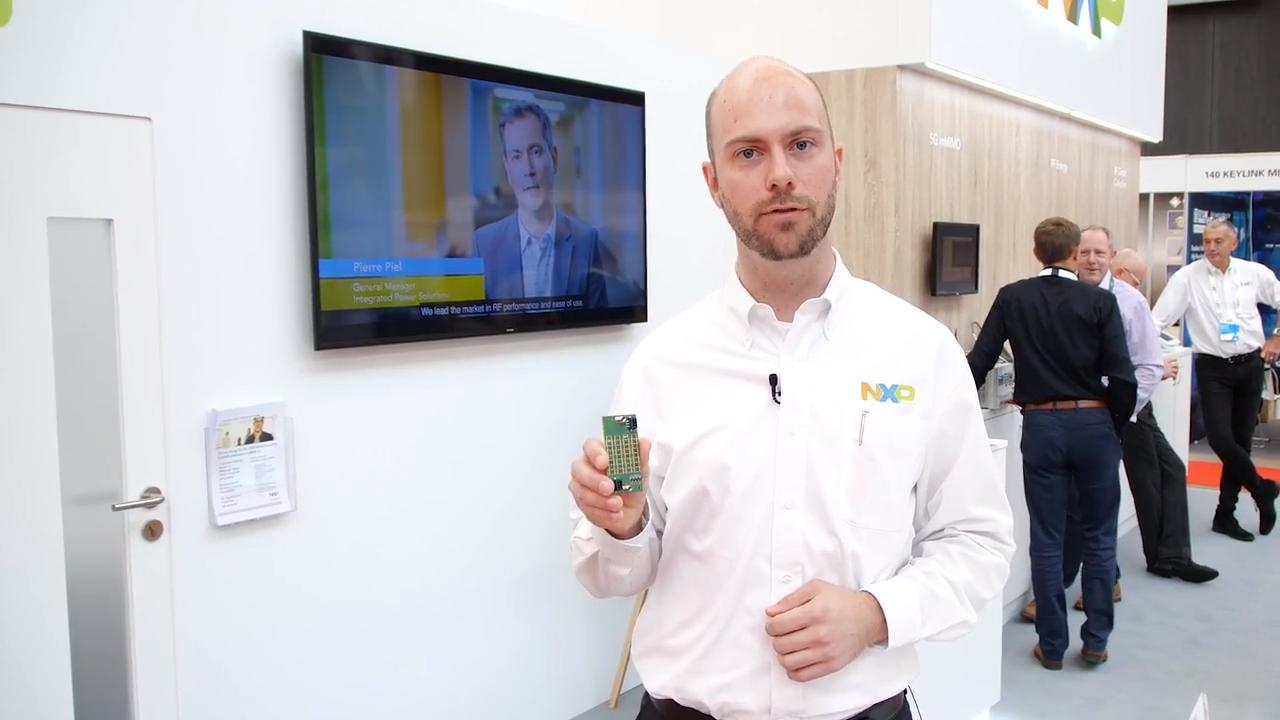 NXP mmWave Analog Beamformer Family for 5G Solutions thumbnail