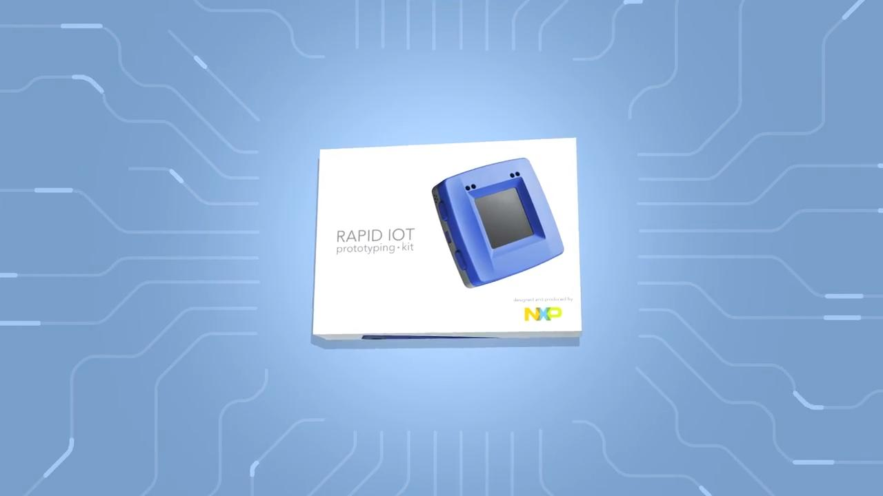 The new NXP Rapid IoT prototyping kit: easy as 1-2-3 thumbnail