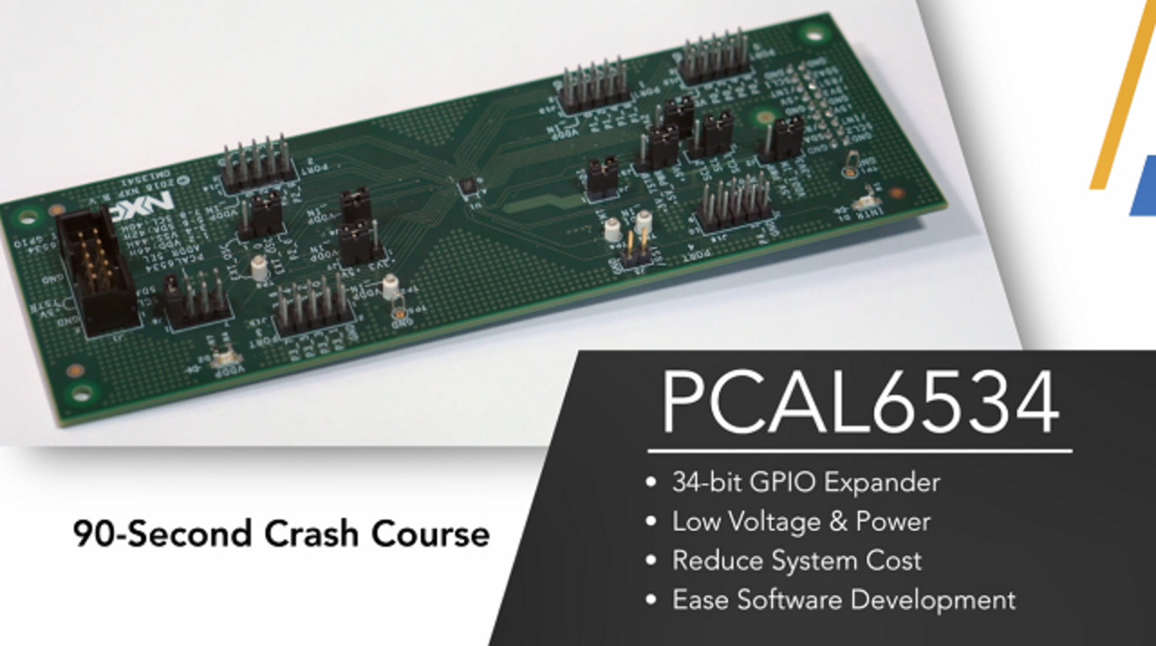 PCAL6534 / 90-Second Crash Course thumbnail