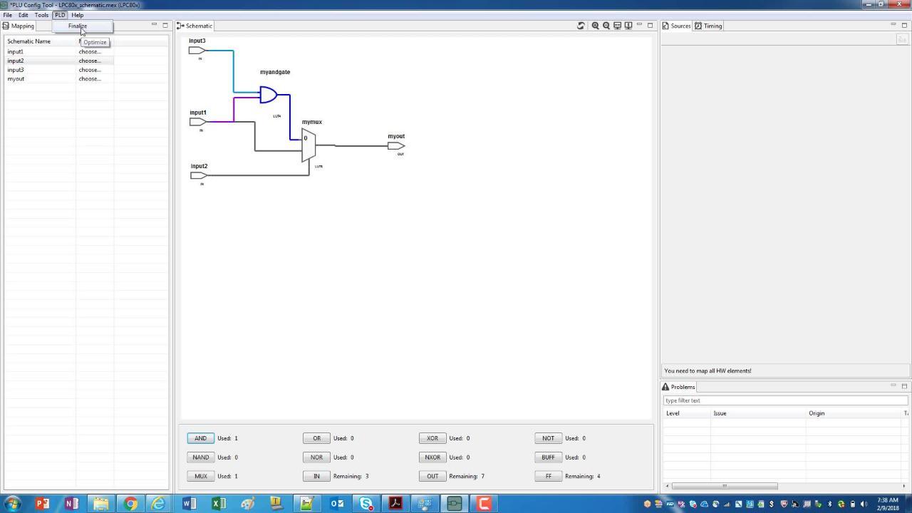 Part 3: PLU Tool Schematic design thumbnail