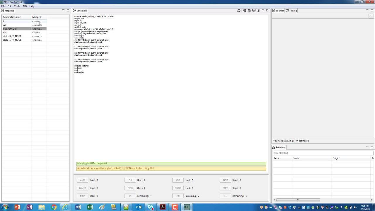 Part 4: PLU Tool Importing verilog files thumbnail