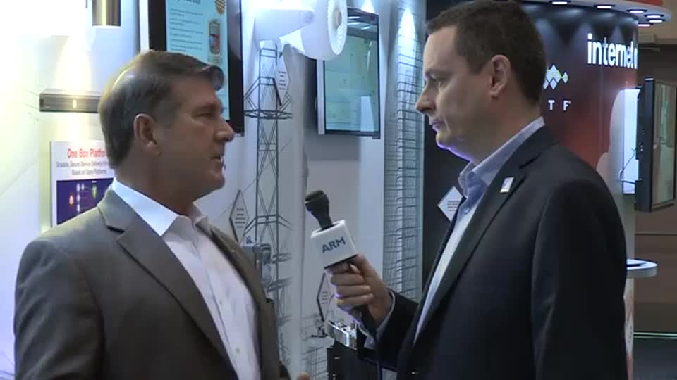 QorIQ<sup>&#174;</sup> LS1 Family and IoT Synergy at ArmTeck - Interview thumbnail