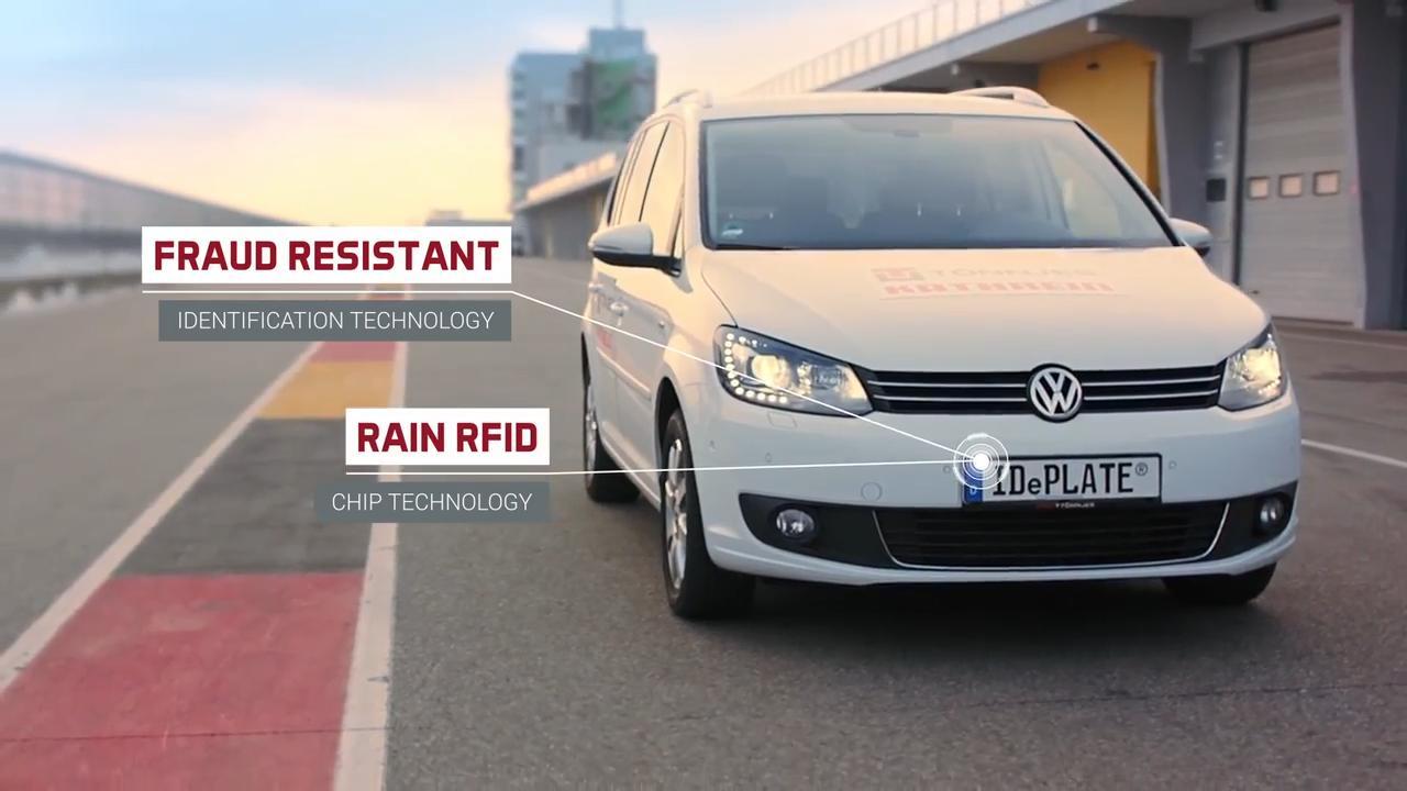 RAIN RFID for Electronic Vehicle Identification thumbnail