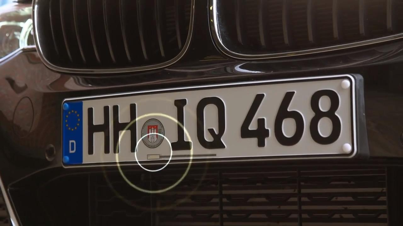 RFID License Plate thumbnail