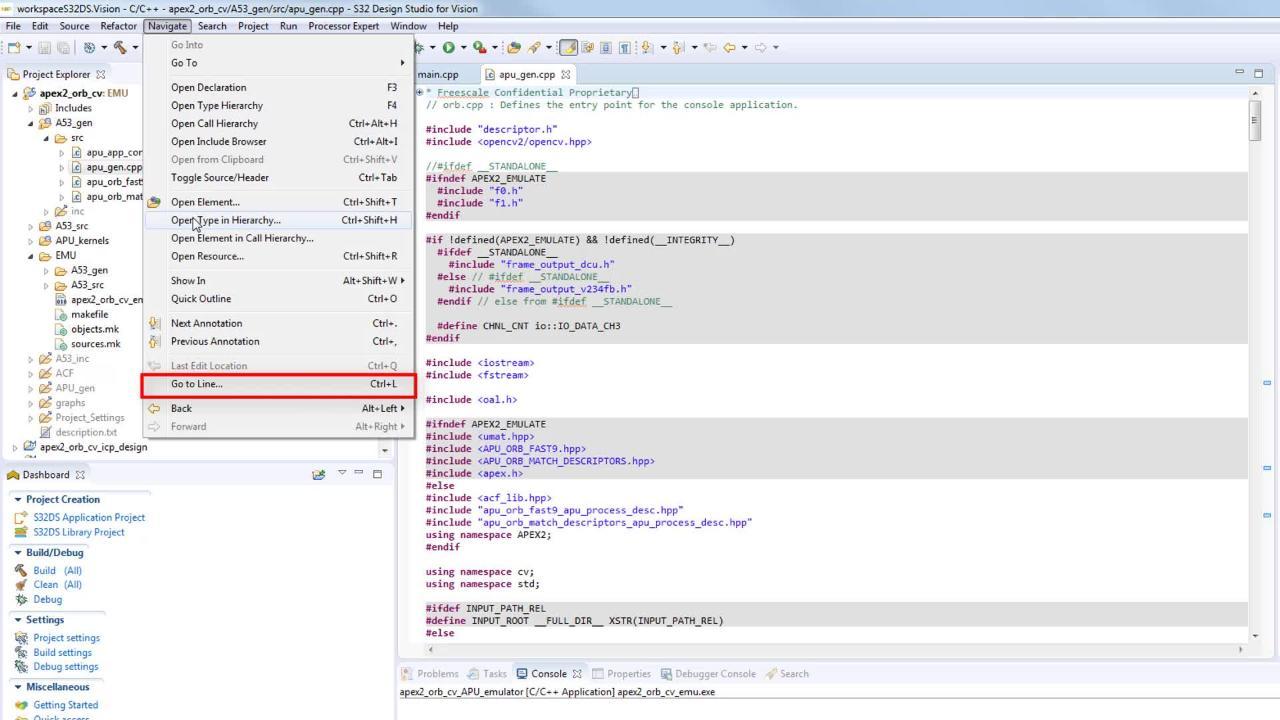 Debug an APEX2 Project using Emulator  thumbnail