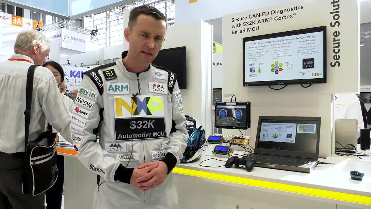 NXP Accelerates Automotive Software Design with the New S32K Microcontroller Platform  thumbnail