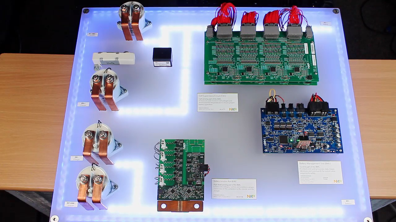 High-voltage BMS solution using the S32K3 MCU, FS26 SBC and MC3377x cell controller thumbnail