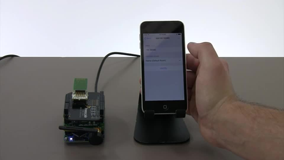 NXP<sup>&#174;</sup> HomeKit Software Development Kit (SDK) thumbnail