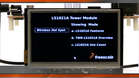 Get Started TWR-LS1021A Tower<sup&gt;&amp;#174;</sup&gt; System module thumbnail