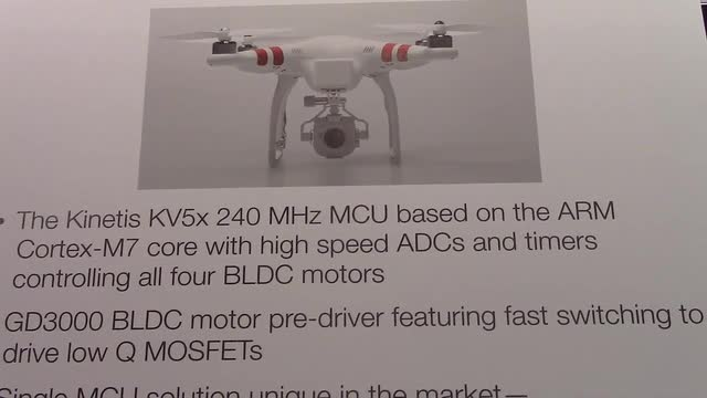 UAV Speed Control using Kinetis<sup&gt;&amp;#174;</sup&gt; KV5x MCU thumbnail
