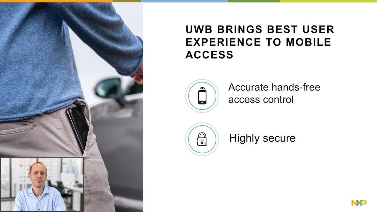 UWB Minutes: UWB for Access Control thumbnail