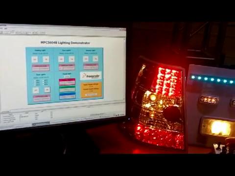 MPC5604BInterior Lighting Demo thumbnail