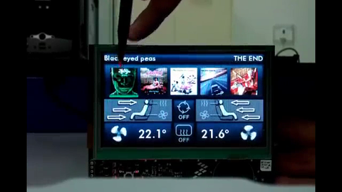 2D Graphics Display on Vybrid<sup&gt;&amp;#174;</sup&gt; Controller - Demo thumbnail