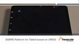 SABRE Tablet Platform based on i.MX53 : Getting Started - How To