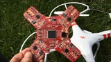Demo: Drone UAVs' Based on Kinetis® V Series ARM® Cortex®-M7 MCUs