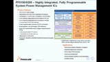 Power Management Ics - MMPF0100 and MMPF0200  Introduction